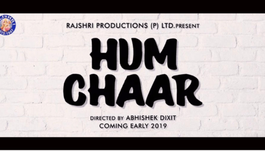 """We've taken pride in being the first platform for many actors,"" says Hum Chaar producer Sooraj Barjatya ~"