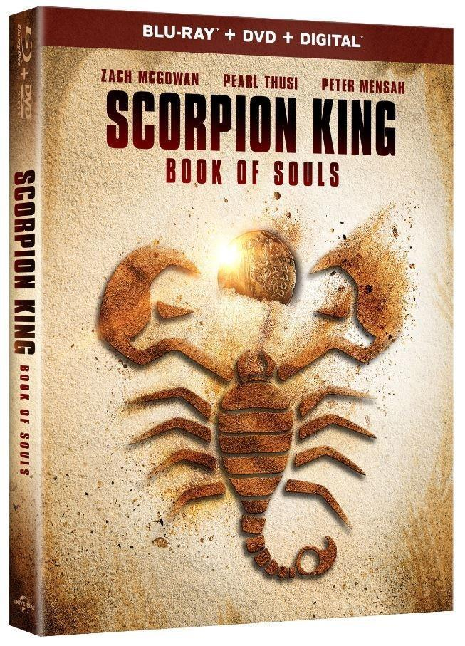 Scorpion King Book Of Souls