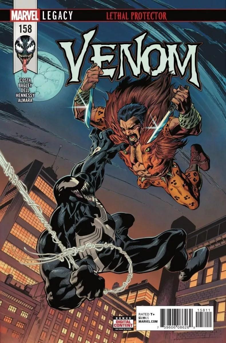 Kraven The Hunter VS Venom