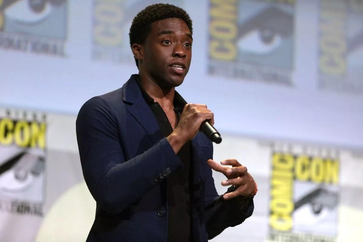 YASUKE: Chadwick Boseman To Star As Japan's First African Samurai