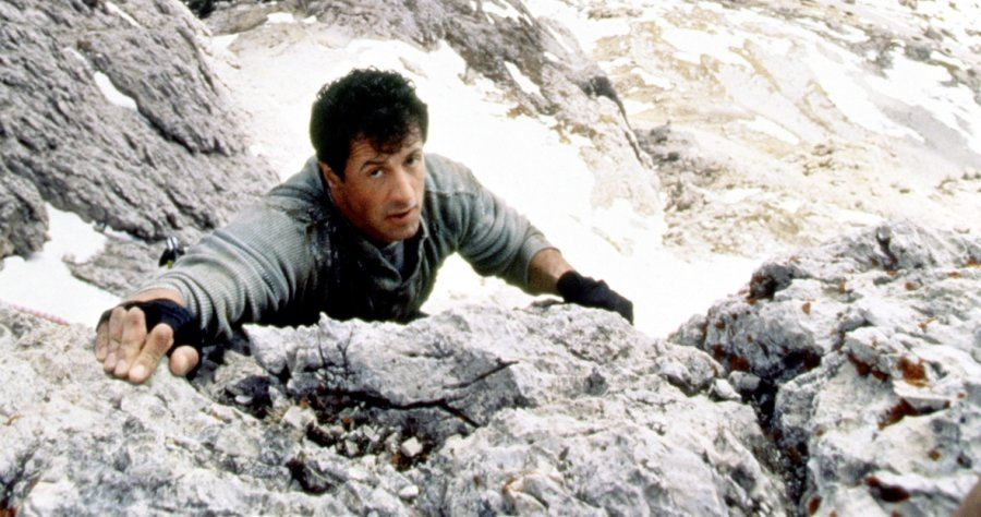 CLIFFHANGER: Sales Art Reveals 'The Bad Batch' Director's Remake Plans For 1993 Action Classic