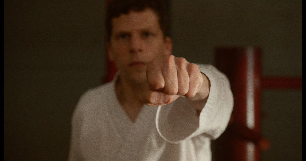 THE ART OF SELF-DEFENSE: Jesse Eisenberg Throws Down In The New Official Trailer