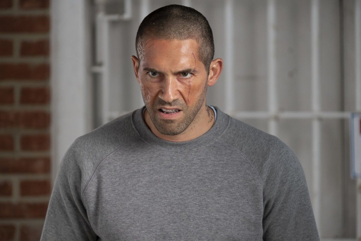 AVENGEMENT Review: Johnson's Latest Delivers A Cathartic, Bone-Crushing Siege Drama You Can Drink To
