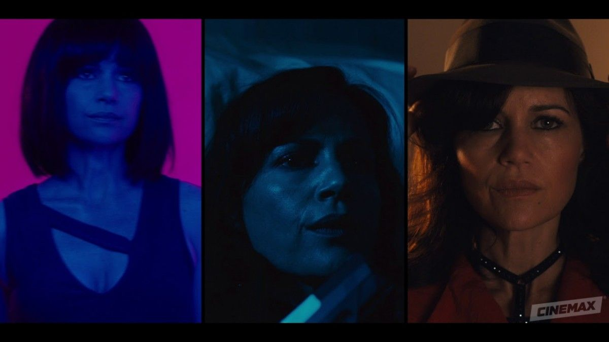 JETT: Cinemax Launches Snappy, Crackly First Teaser For Upcoming Heist Series