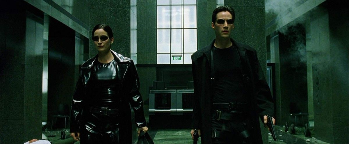 THE MATRIX 4: Reeves And Moss Jack Back In For A Fourth Installment Of The Hit Sci-Fi Cyberpunk Saga