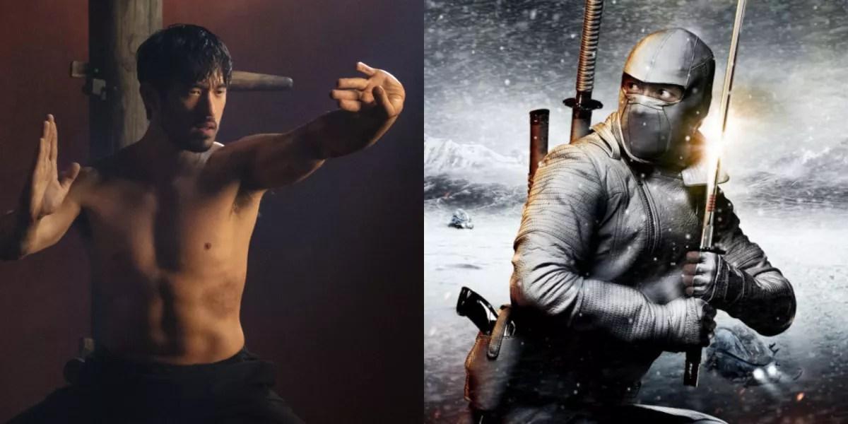 Andrew Koji as Storm Shadow