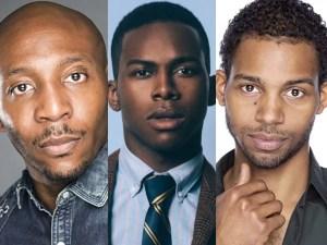 Choice Skinner, Akono Davis and Dalon J. Holland