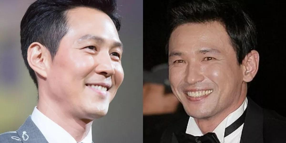 Lee Jung-Jae, Hwang Jung-min