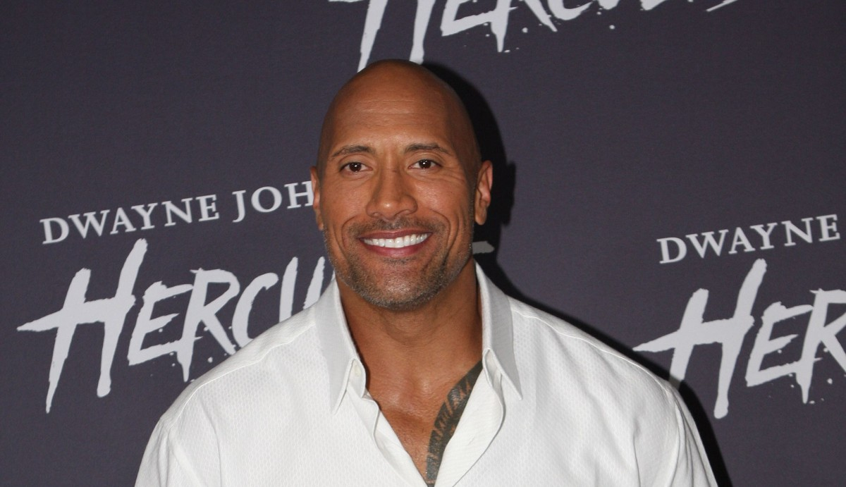 Dwayne Johnson To Hit The Octagon For New MMA Biopic
