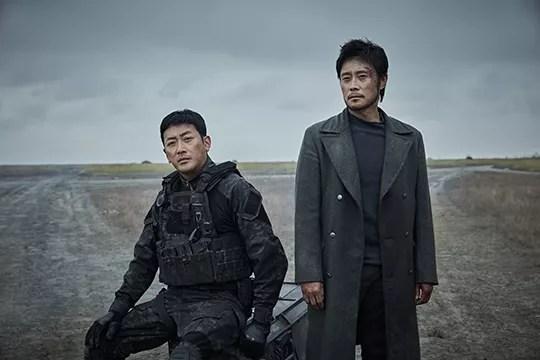 ASHFALL: Korea Battles Fire Down Below In The Official Teaser