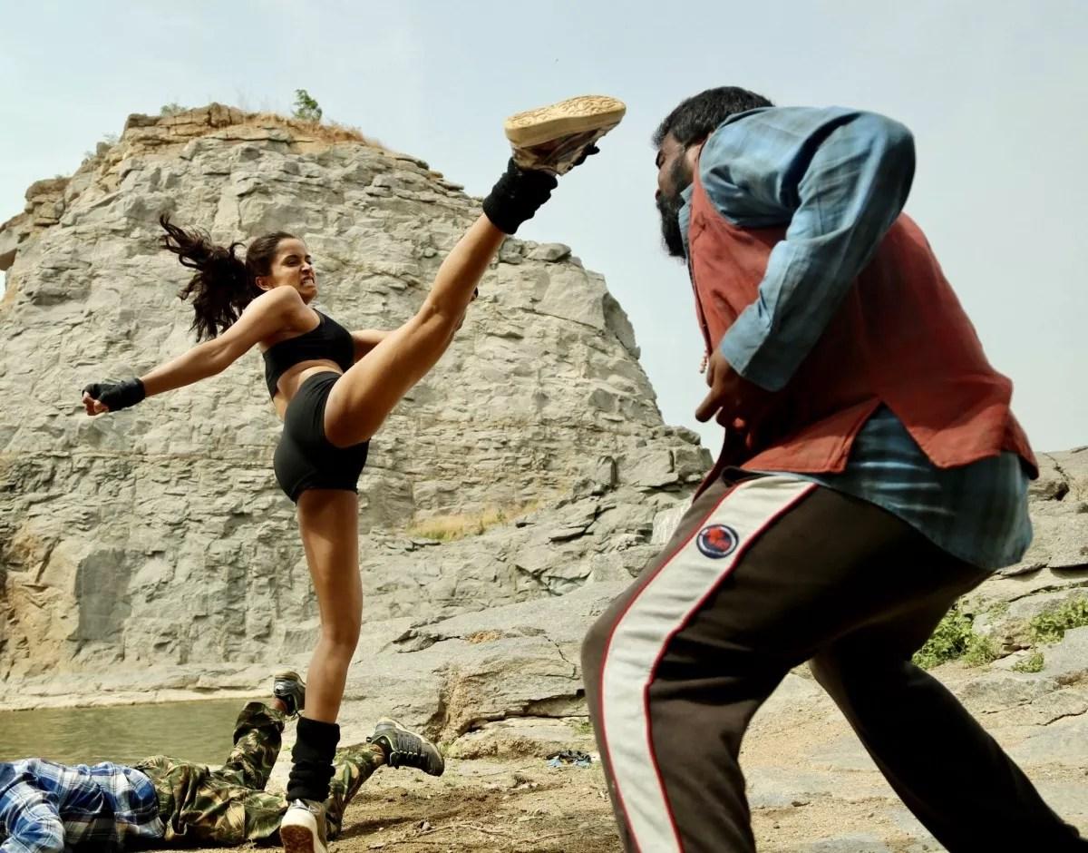 ENTER THE GIRL DRAGON: RGV's Latest Teases Love, Bruce Lee, And Big Kicks Full Of Glam