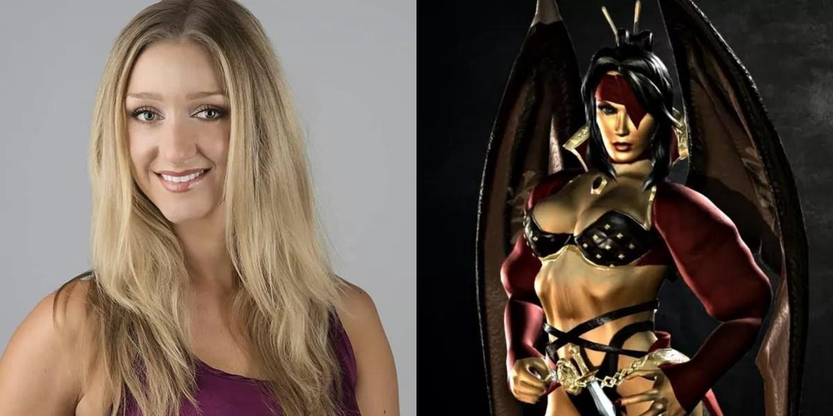 MORTAL KOMBAT Casts Actress And Stunt Performer Elissa Cadwell As Nitara