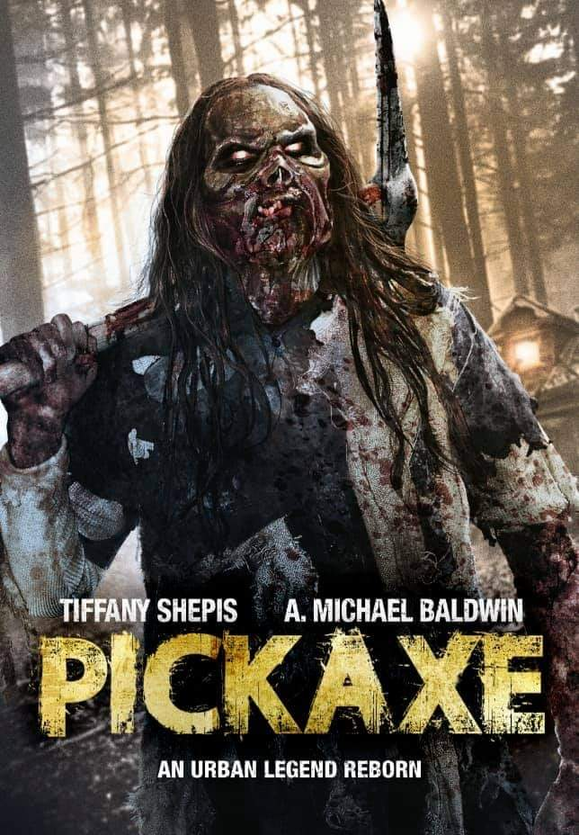 PICKAXE: Now Available On Digital From Wildeye