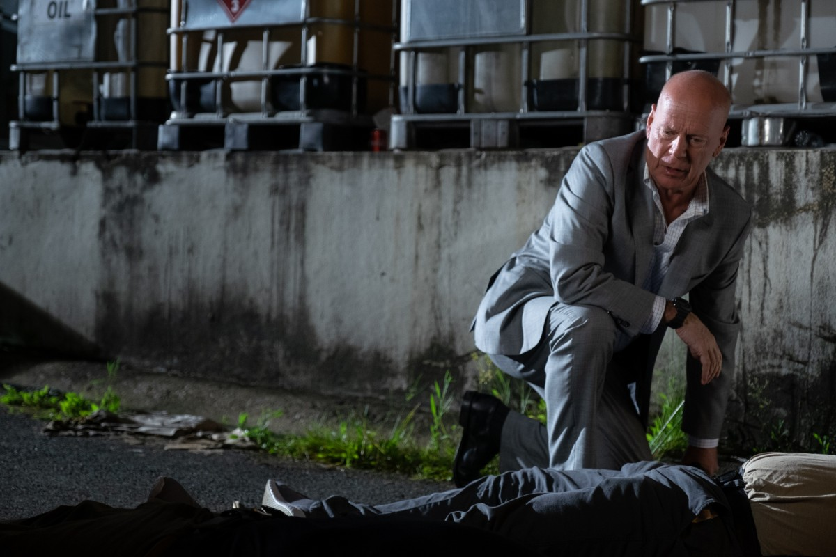 TRAUMA CENTER: Lionsgate Sets Bruce Willis Crime Thriller For February Blu-Ray/Digital Release