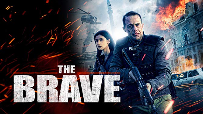 THE BRAVE Review: Louis Mandylor Stars In William Kaufman's Riveting, Redemptive And Tangible Crime Epic