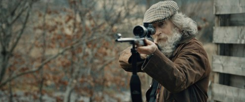 Tony Greengrass in DEAD END: DEAD MAN WALKING, © Hybrid Films Ltd.