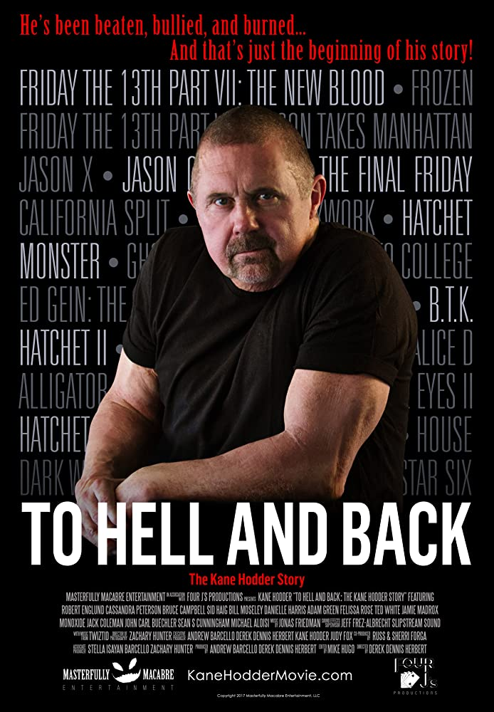 Your Next Viewing: TO HELL AND BACK: THE KANE HODDER STORY