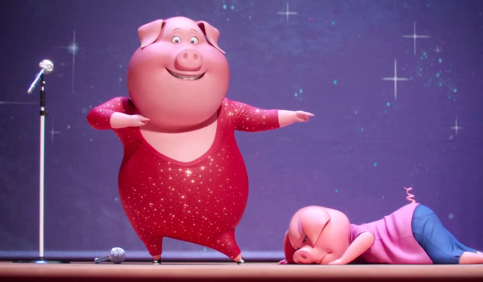 Sing Film Review Sing Even If Life S Not A Party Film
