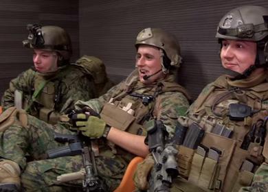 Film z akcji rozwożenia gadżetów z gry Battlefield 4