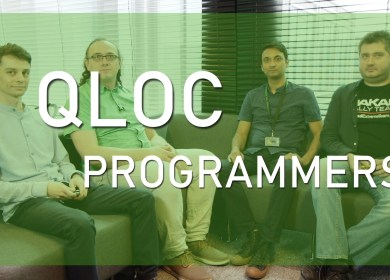 Working at QLOC – Programming Department