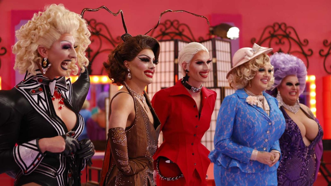 """'Drag Race Down Under' is set to top the chart """"Queens down under"""".  But who missed the note?  Pay attention to all the teas from this week period."""