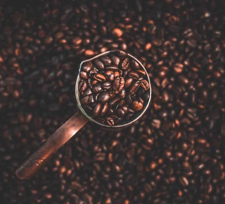 Alt text= coffee beans