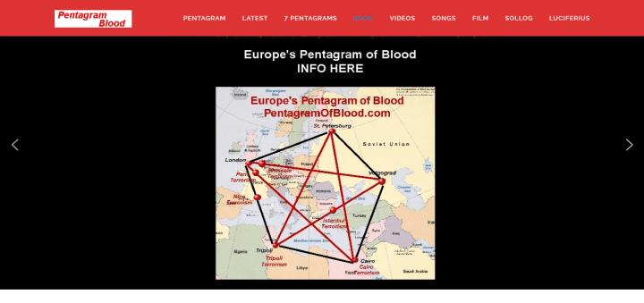 Pentagram of Blood