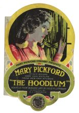 "Promotional flyer for ""The Hoodlum"" (1919). Library of Congress Prints and Photographs Collection"