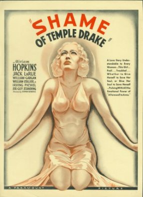 Story of Temple Drake The 2