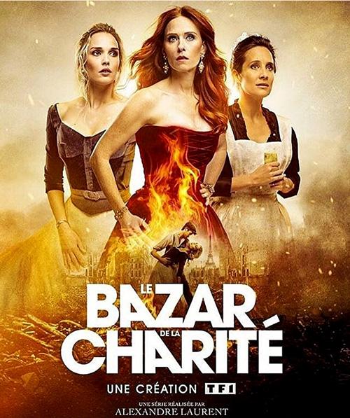 Le_Bazar_de_la_Charité-dizisi konusu