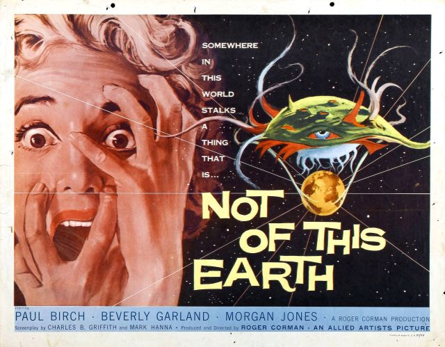 Film Doctor - Roger Corman - Not of this earth