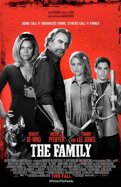Film Doctor - The Family 2013 Movie Poster