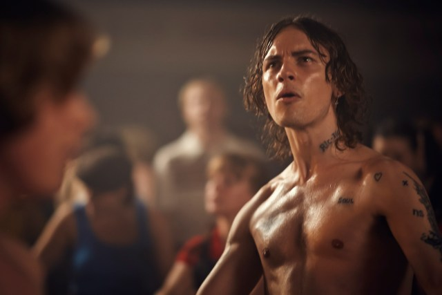 Josh Whitehouse in 'Northern Soul' - photo courtesy of Northern Soul