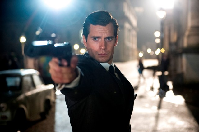 Henry Cavill in 'The Man from U.N.C.L.E. - Photo by Daniel Smith - © (c) 2013 Warner Bros. Entertainment Inc.