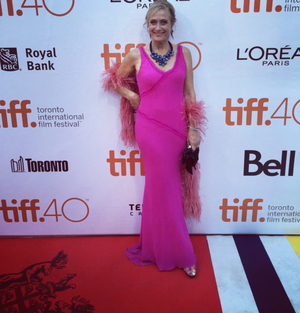 Caroline Goodall at Toronto International Film Festival