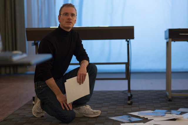 Michael Fassbender in Steve Jobs - © Universal Picture