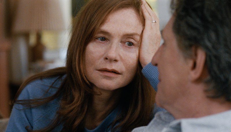 Isabelle Huppert in Joachim Trier's 'Louder Than Bombs'