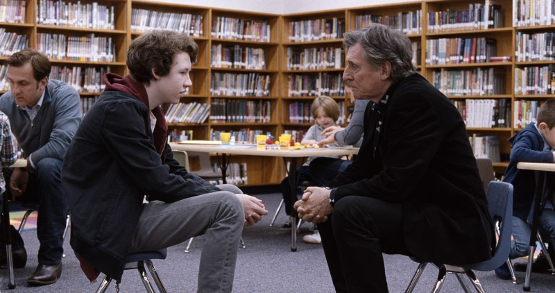 Gabriel Byrne and Devin Druid in Joachim Trier's Louder Than Bombs