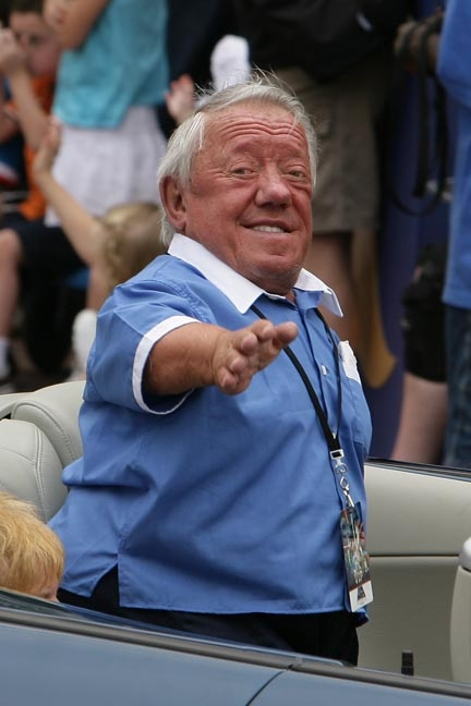 Star Wars R2-D2 actor Kenny Baker