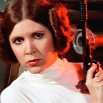 'Star Wars' actress Carrie Fisher dies, age 60