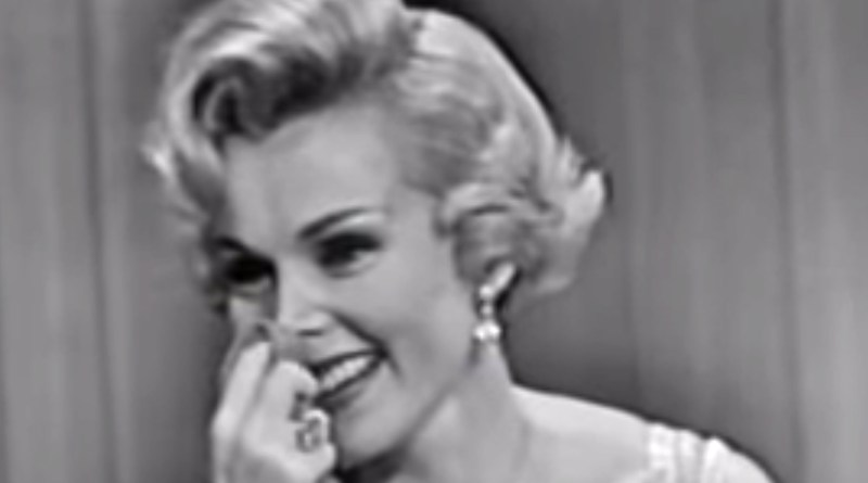 Hollywood legend Zsa Zsa Gabor actress