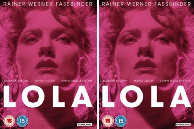 Film movie DVD competition Lola Rainer Werner Fassbinder
