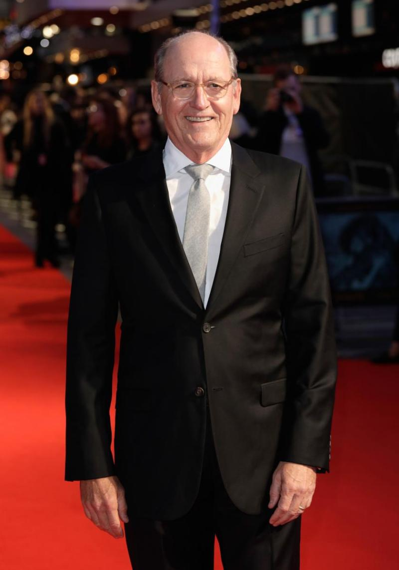 Richard Jenkins at The Shape of Water premiere in UK