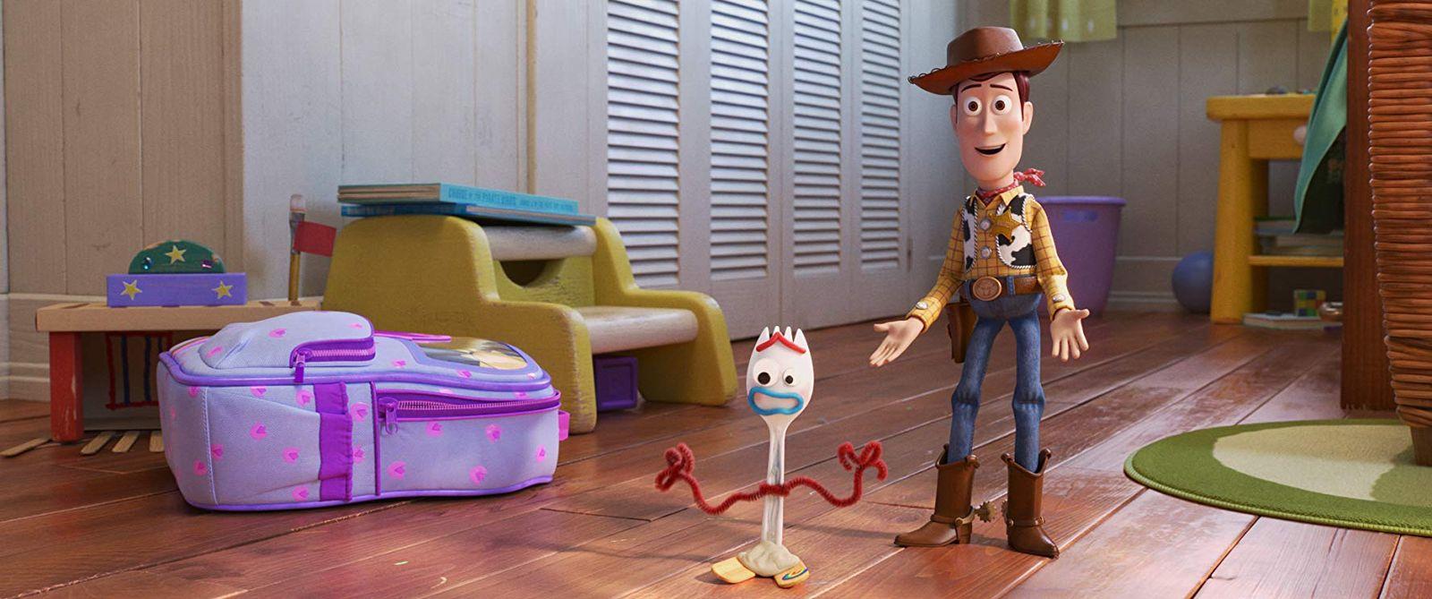 Toy Story 4 – chiar si jucariile se maturizeaza