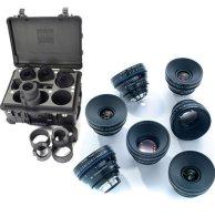 Carl Zeiss Compact Prime Lens Seti Kiralama