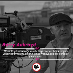 Barry Ackroyd