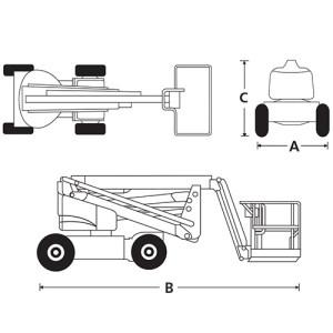 Kiralık Sepetli Platform