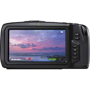 Blackmagic Pocket 4K Kamera Kiralama