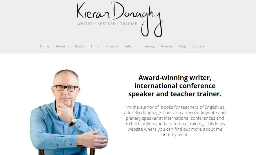 kieran-donaghy-web-screenshot