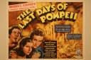 Last Days of Pompeii Poster